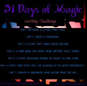 1-7 Days of Magic