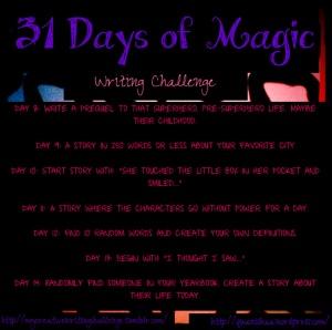 Wk 2 31 Days